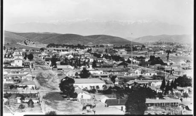 Sonora Town 1885