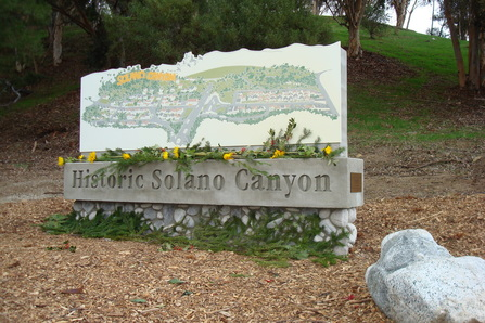 Historic Solano Canyon